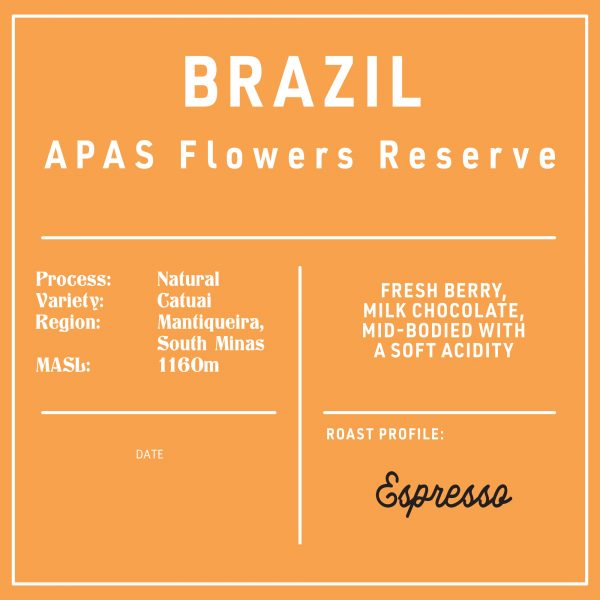 BRAZIL - APAS Flowers in Action